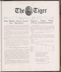 The Tiger Vol. VI No.25 - 1911-04-29
