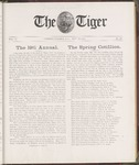 The Tiger Vol. VI No.28 - 1911-05-19 by Clemson University