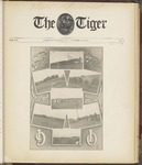 The Tiger Vol. VII No.3 - 1911-10-28