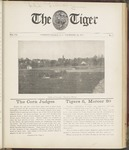The Tiger Vol. VII No.5 - 1911-11-22