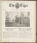 The Tiger Vol. VII No.6 - 1911-11-28