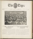 The Tiger Vol. VII No.8 - 1911-12-15 by Clemson University