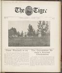 The Tiger Vol. VII No.9 - 1912-01-17