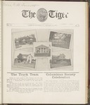 The Tiger Vol. VII No.10 - 1912-01-25