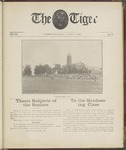 The Tiger Vol. VII No.25 - 1912-06-10