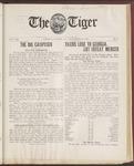 The Tiger Vol. VIII No.6 - 1912-11-23