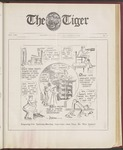 The Tiger Vol. VIII No.9 - 1912-12-14