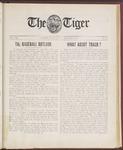 The Tiger Vol. VIII No.19 - 1913-03-29