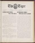 The Tiger Vol. VIII No. 20 - 1913-04-11