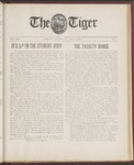 The Tiger Vol. VIII No. 22 - 1913-05-03