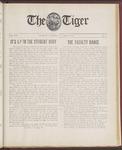 The Tiger Vol. VIII No. 22 - 1913-05-03