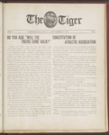 The Tiger Vol. IX No.1 - 1913-09-27