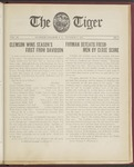 The Tiger Vol. IX No. 2 - 1913-10-04 by Clemson University