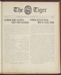 The Tiger Vol. IX No. 2 - 1913-10-04