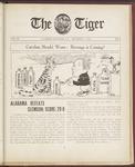 The Tiger Vol. IX No. 3 - 1913-10-11
