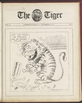 The Tiger Vol. IX No. 6 - 1913-11-08