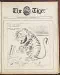 The Tiger Vol. IX No. 6 - 1913-11-08