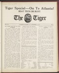 The Tiger Vol. IX No. 7 - 1913-11-15