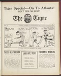 The Tiger Vol. IX No. 8 - 1913-11-22 by Clemson University