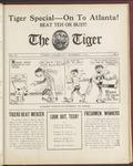 The Tiger Vol. IX No. 8 - 1913-11-22