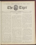 The Tiger Vol. IX No. 10 - 1913-12-13