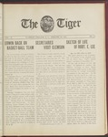 The Tiger Vol. IX No. 13 - 1914-01-24