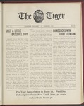 The Tiger Vol. IX No. 19 - 1914-03-07