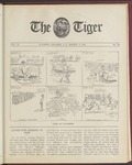 The Tiger Vol. IX No. 20 - 1914-03-14