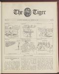 The Tiger Vol. IX No. 20 - 1914-03-14