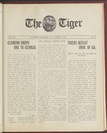 The Tiger Vol. IX No. 21 - 1914-04-04