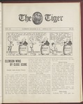 The Tiger Vol. IX No. 23 - 1914-04-25