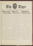 The Tiger Vol. X No. 2 - 1914-10-13 by Clemson University