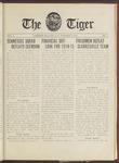 The Tiger Vol. X No. 2 - 1914-10-13
