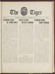 The Tiger Vol. X No. 4 - 1914-10-27 by Clemson University