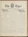 The Tiger Vol. X No. 7 - 1914-11-17
