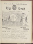 The Tiger Vol. X No. 8 - 1914-11-25 by Clemson University