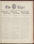 The Tiger Vol. X No. 10 - 1914-12-09