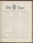 The Tiger Vol. X No. 14 - 1915-02-03