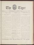 The Tiger Vol. X No. 15 - 1915-02-10