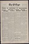 The Tiger Vol. XII No. 6 - 1916-11-15