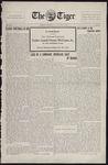 The Tiger Vol. XII No. 11 - 1917-01-09