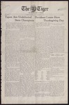 The Tiger Vol. XIV No. 8 - 1918-11-27 by Clemson University