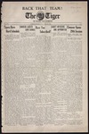 The Tiger Vol. XVII No. 01 - 1921-09-21