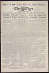 The Tiger Vol. XVII No. 09 - 1921-11-16 by Clemson University