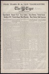 The Tiger Vol. XVII No. 10 - 1921-11-23