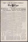 The Tiger Vol. XVII No. 21 - 1922-03-29