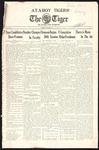 The Tiger Vol. XVIII No. 1 - 1922-09-13