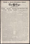 The Tiger Vol. XVIII No. 5 - 1922-10-11 by Clemson University