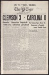 The Tiger Vol. XVIII No. 7 - 1922-11-01 by Clemson University