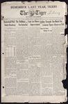 The Tiger Vol. XVIII No. 8 - 1922-11-08 by Clemson University
